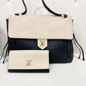 Louis Vuitton Lockme Set Bag& wallet